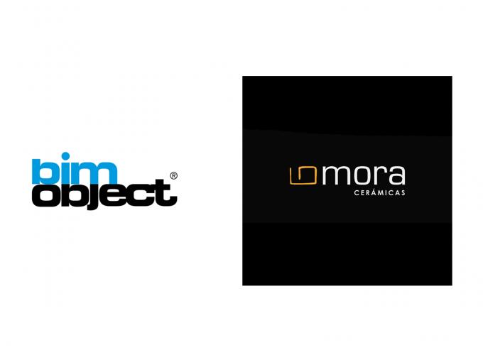 Cerámicas Mora en BIMObject