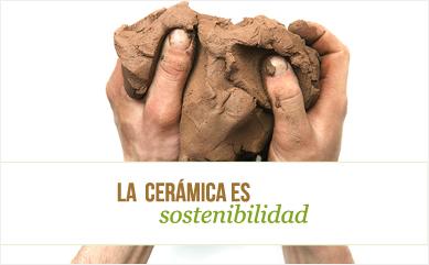 La cerámica es sostenibilidad