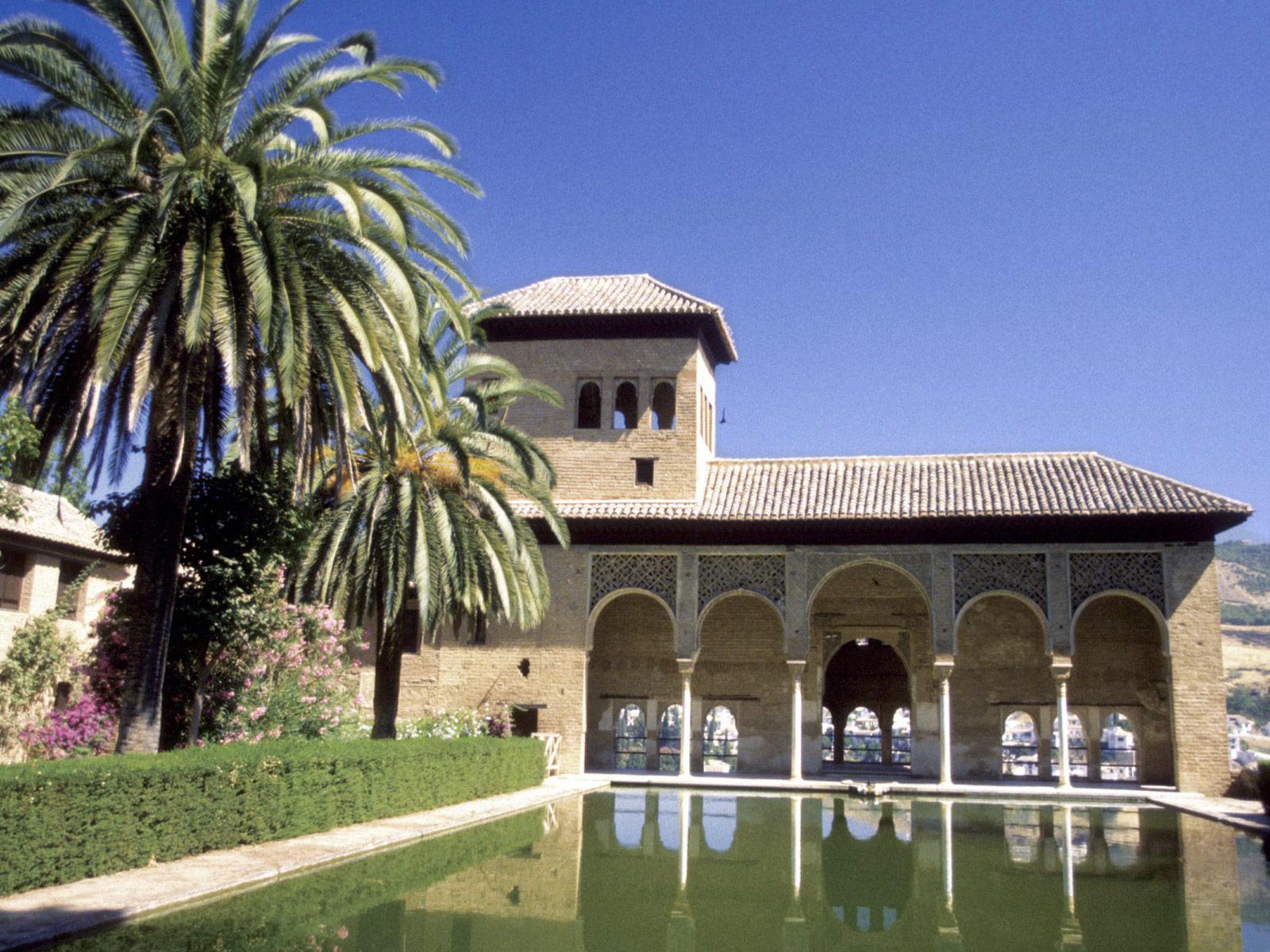El ladrillo en el tiempo - La Alhambra, Granada