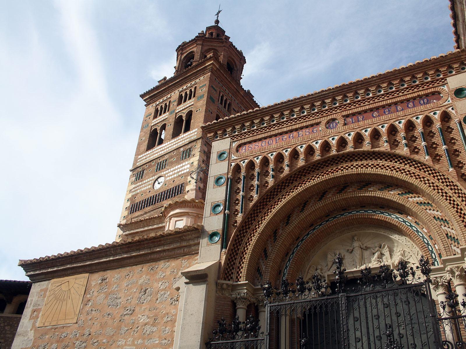 El ladrillo en el tiempo - Catedral de Teruel