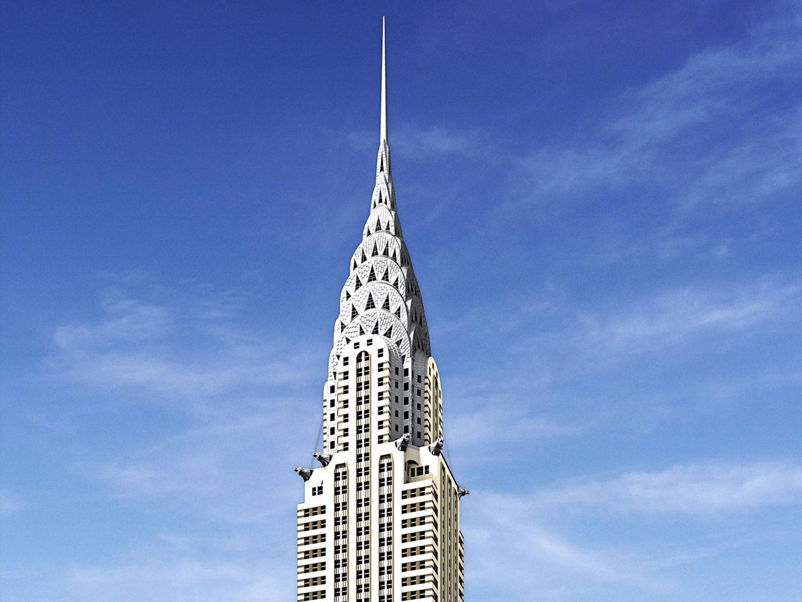 El ladrillo en el tiempo - Edificio Chrysler, NYC