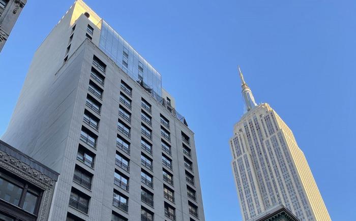 Cerámicas Mora y el Empire State Building